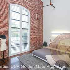 Rental info for 701 Minnesota Street, Unit #120 in the Dogpatch area