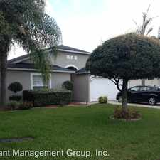 Rental info for 160 China Berry Circle