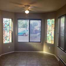 Rental info for Great 4 Bedroom With A 2 Bath Home In San Tan H...