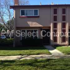 Rental info for SOUGHT AFTER DANA ESTATES NEIGHBORHOOD! 3bed/1.5bath upgraded townhome in the 94519 area