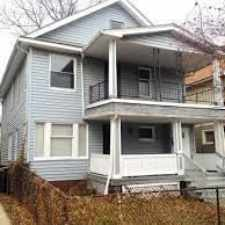 Rental info for 434 E. 115th St in the Glenville area