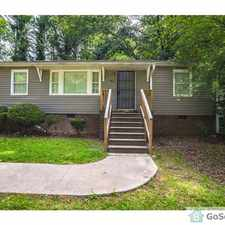 Rental info for Must see 3 bedroom!!! Total Electric in the Oakland City area