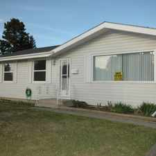 Rental info for 3 Grantham Place #Main Floor in the St. Albert area