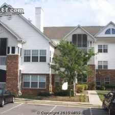 Rental info for $1775 2 bedroom Apartment in Greenbelt in the Greenbelt area