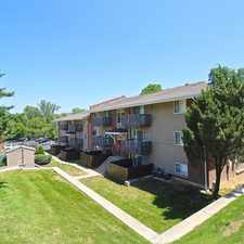 Rental info for Crown Heights Apartments in the Kansas City area