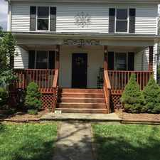 Rental info for 1613 Old Chapel Road