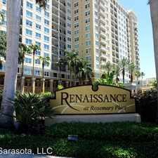 Rental info for 750 N Tamiami Trl Unit 405 in the Rosemary District area