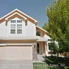Rental info for 11345 Haswell Dr