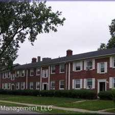 Rental info for 672-740 Merton in the Detroit area