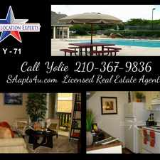 Rental info for Bandera in the San Antonio area