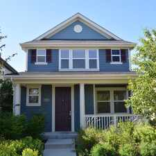 Rental info for 8388 East 23rd Avenue in the Denver area
