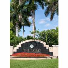 Rental info for The Palms At Sawgrass Mills in the Plantation area