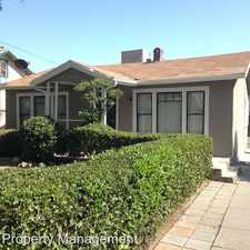 Rental info for 248-250 W. Howard St in the Pasadena area