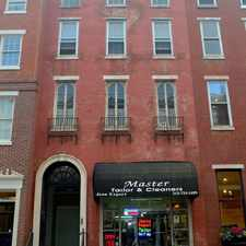 Rental info for 1620 Spruce St 4 in the Rittenhouse Square area