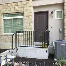 Rental info for 501 W. 30th Street in the Austin area