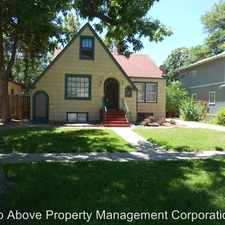 Rental info for 1017 Chipeta Avenue in the 81501 area