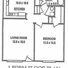 Rental info for 5387 E. Kings Canyon #101 in the Fresno area