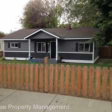 Rental info for 1307 N Okanogan St