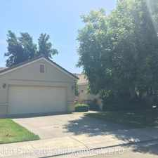 Rental info for 3777 Brook Valley Circle in the Stockton area