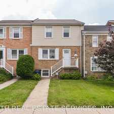 Rental info for 1304 COMMONWEALTH AVE in the Alexandria area
