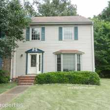 Rental info for 731 Cahaba Manor Trail