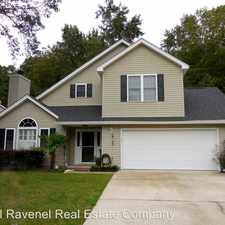 Rental info for 1924 Cypress Branch Court in the 29405 area