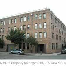 Rental info for 404 Notre Dame #11 in the New Orleans area