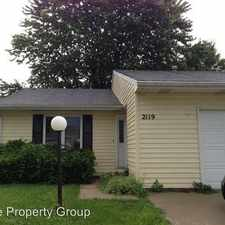 Rental info for 2119 Ivy Court