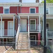 Rental info for 722 W Clay St in the Jackson Ward area