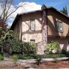 Rental info for 2709 D Street in the Sacramento area