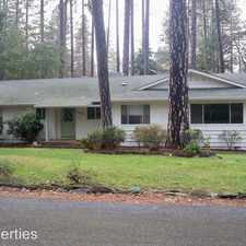 Rental info for 6651 Evergreen Lane