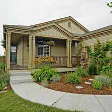Rental info for Beautiful Ranch Home for Rent on a Corner Lot with 3 Bedrooms in Canyon Creek.