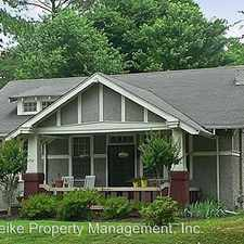Rental info for 68 N Cooper Street in the East Parkway area