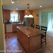 Rental info for 68 Kimball Road in the Braintree Town area