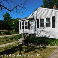 Rental info for 409 Vail St.