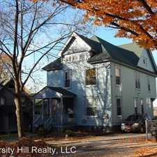 Rental info for 1311 Madison St. - #1 in the Syracuse area