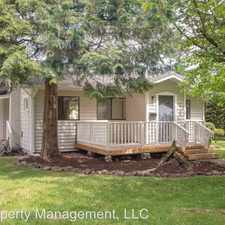 Rental info for 7733 NE Mason St in the Madison South area