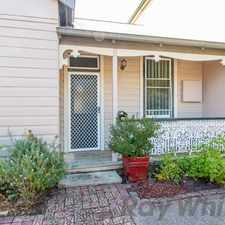 Rental info for Charming, inviting and conveniently located!