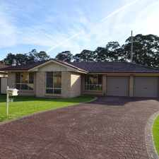 Rental info for Perfect Family Home Offering Long Term Lease in the Nowra area