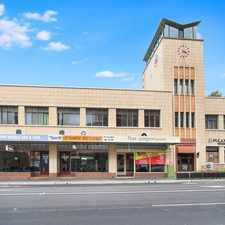 Rental info for Town Centre in the Wollongong area