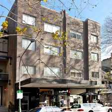 Rental info for Centrally Located One Bedroom in the Sydney area