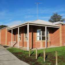 Rental info for Tidy Unit in Mt Clear in the Mount Clear area