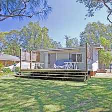 Rental info for Beach Reserve in the Budgewoi area