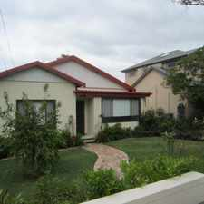 Rental info for Beautifully updated family home