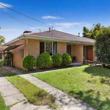 Rental info for GREAT LIVING IN CENTRAL OAKLEIGH