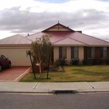 Rental info for LOVELY, LARGE FAMILY HOME in the Perth area
