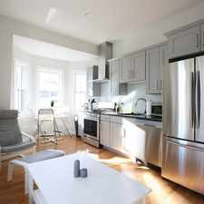 Rental info for Lincoln Ave & George St in the Boston area