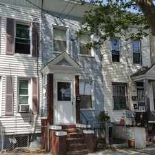 Rental info for Prime Location! Journal Square, Row House Starter Home in the West Side area