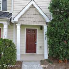 Rental info for 3549 Parc Circle in the Southwest Atlanta area