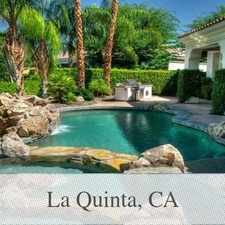 Rental info for Phenomenal Mountain CC Home On Premier Borderin... in the Indio area